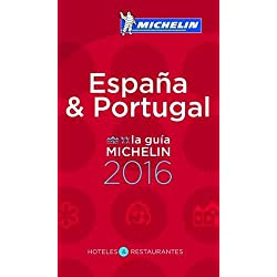 La guía MICHELIN España & Portugal 2016 (Michelin Guide/Michelin)