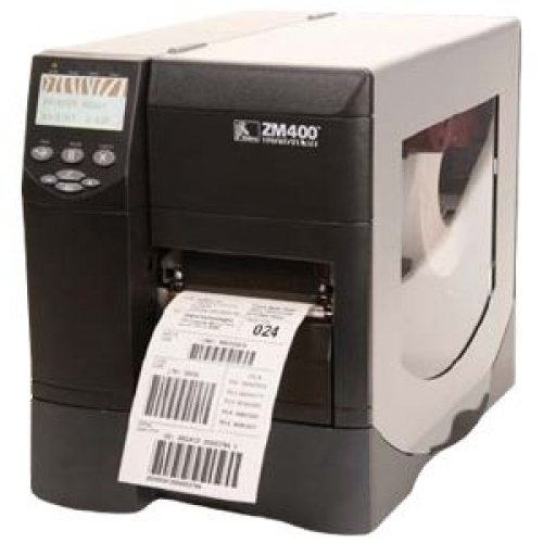 ZEBRA TECHNOLOGIES ZM400-2001-0000T / ZM400 DT/TT 203DPI 4.09IN 10IPS 0000t Zebra