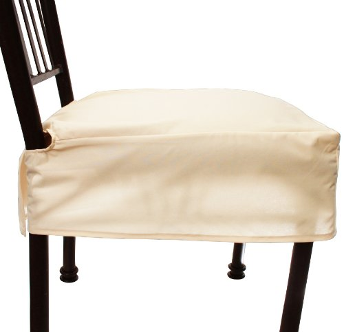 Dining Room Seat Cover: DINING ROOM CHAIR SEAT COVERS