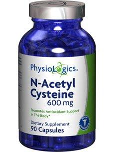 N-Acetyl Cysteine 600mg 90 Capsules
