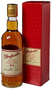 Glenfarclas 10 Years Old Half Bottles 35 cl
