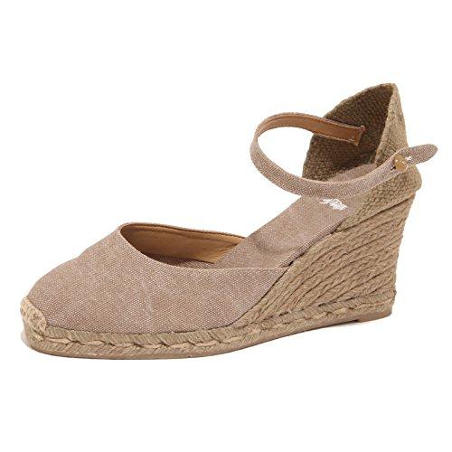 3394P scarpa donna CASTANER beige sandalo shoe sandal woman [41]
