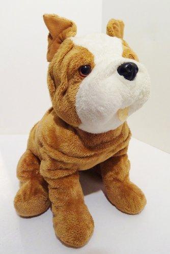 Bulldog Kohl's Cares for Kids ; Dear Mrs. LaRue Collectible Plush 15