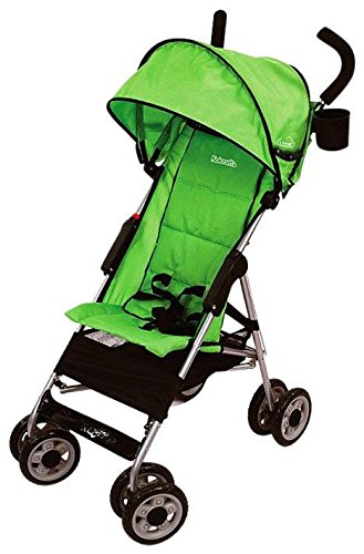 Kolcraft Cloud Umbrella Stroller, Spring Green - 1