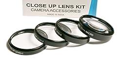 Omax 77mm Close Up Lens Kit