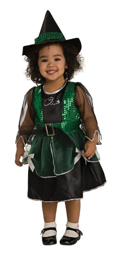 Toddler / Small Child Wicked Witch Costume