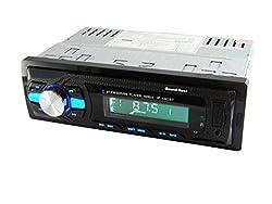 SoundBoss SB-43 Bluetooth Wireless With Phone Caller Id Receiver Car Media