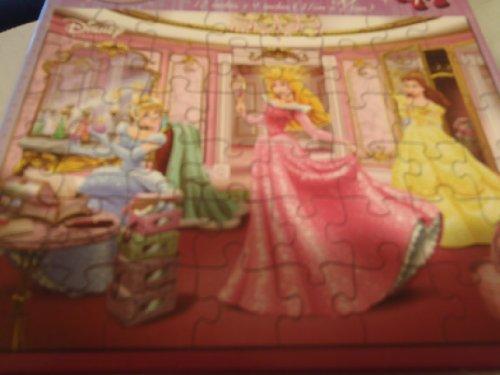 Lenticular Puzzle / Disney Princess