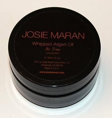 Josie Maran 2-fl Oz Whipped Argan Oil Body Butter (Be True - unscented)