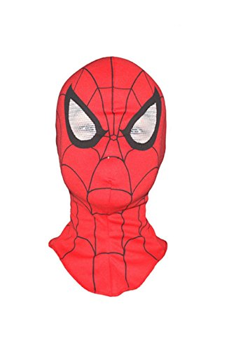 [Super Hero Spiderman Mask Adult Kids Cosplay Fancy Dress Costume Party Accessory] (Female Centaur Costume)