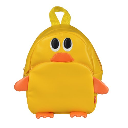 Linda Linda Duck Kids Bag, Little Kid Backpack, Children School Bag and Travel Bag