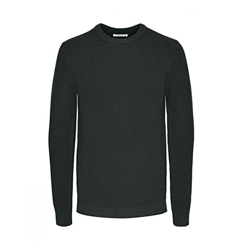 Jack & Jones -  Maglione  - Uomo Green Large