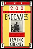 200 Brilliant Endgames (Fireside chess library) (0671672843) by Chernev, Irving