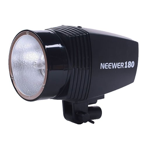 Neewer® 180W Studio Light Strobe/Flash Light for Studio, Location and Portrait Photography