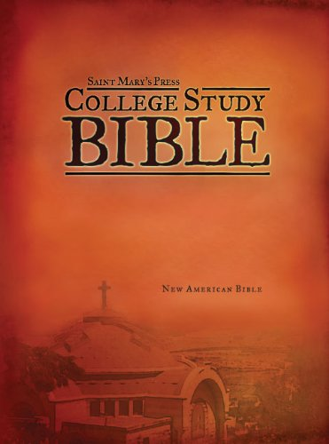 Saint Mary's Press College Study Bible: New American Bible (College Press compare prices)