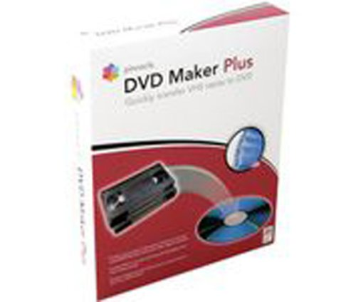 Pinnacle DVD Maker Plus Quickly Transfer Vhs Tapes To Dvd