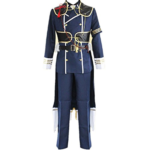 The Sword Dance Touken Ranbu Online cosplay costume Nakigitsune pre made