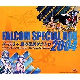 ファルコムスペシャルBOX2004 イース6+風の伝説ザナドゥ