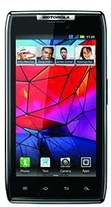 Motorola XT-910 DROID RAZR Unlocked GSM Smartphone with 8 MP Camera, Android OS, Wi-Fi, and GPS--No Warranty (Black)