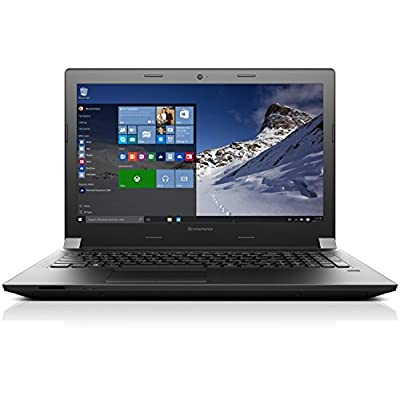 Lenovo B5080 15.6-inch Laptop (Core i3 -5005U/8GB/1TB/Windows 10 Home/2GB Graphics), Black