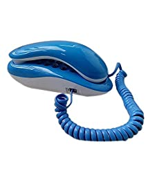 Orientel KX-T333 Greco Button Landline Telephone (Blue)