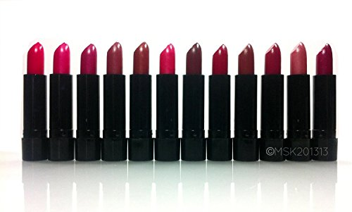 Princessa Aloe Lipsticks Set - 12 Fashionable Colors/ Long Lasting