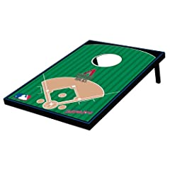 MLB Baseball Toss II Game Set MLB Team: Arizona Diamondbacks by Tailgate Toss