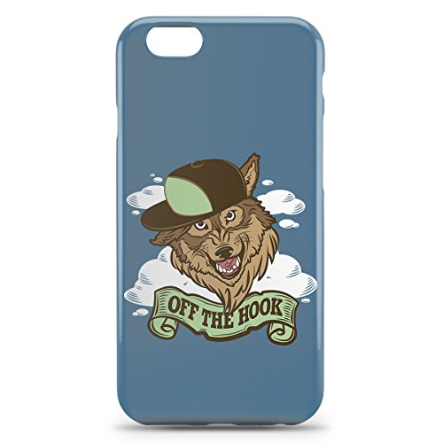 Adventure Time Off The Hook Party God Wolf iPhone 6 Phone Case
