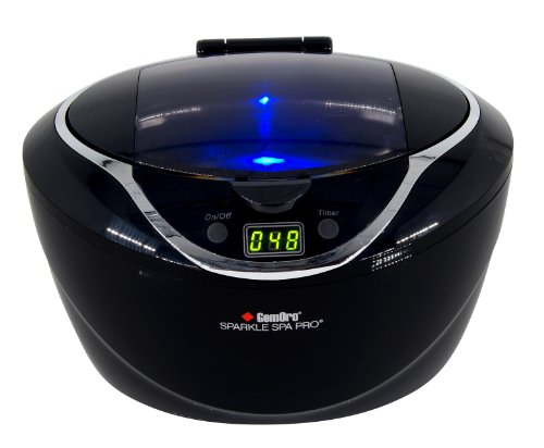 gemoro-1790-sparkle-spa-pro-750ml-professional-ultrasonic-machine-with-5-cleaning-cycles-and-black-d