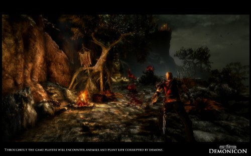 The Dark Eye - Demonicon  screenshot