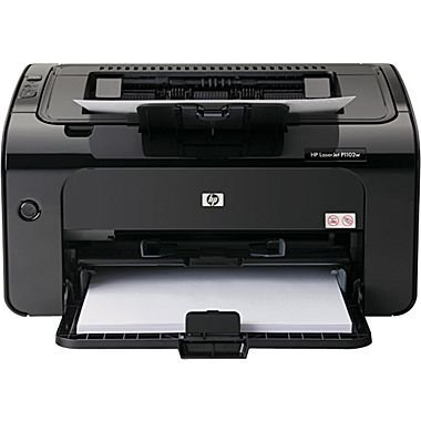 HP LaserJet Pro P1109w Wireless Monochrome Printer (CE662A#BGJ) Upto 19ppm Upgrade from P1102w