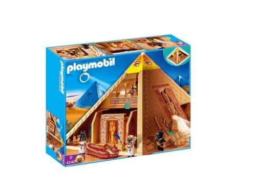 Jouet : Playmobil - 4240 - Pyramide égyptienne
