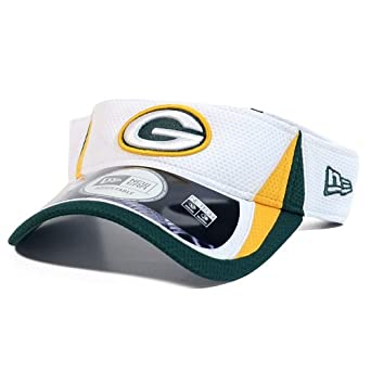 Nfl Green Bay Packers Training Visor Sports