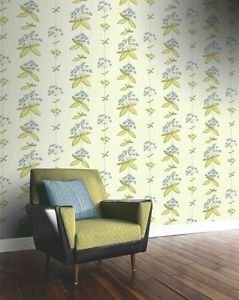 Feature Wall Sylvie Wallpaper - Teal from New A-Brend