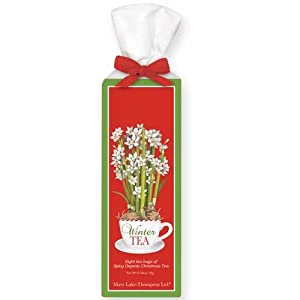 Paperwhites Spicy Christmas Tea by Mary Lake-Thompson Ltd.