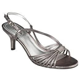 Pewter wedding sandals greek sandals for Pewter dress shoes for wedding