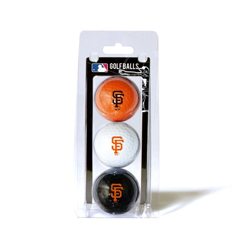 San Francisco Giants MLB 3 Ball Pack