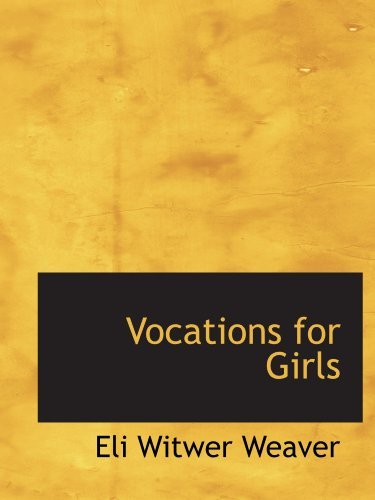 Vocations for Girls