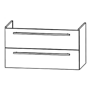 Kera Puris Trends WUA37906 Bathroom Cabinet (90 CM
