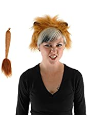 Adult or Child's Lion Costume Kit