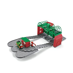 41 c4QaGwzL. SL500 AA300  Take Along Thomas Playsets Your Child Will Love!
