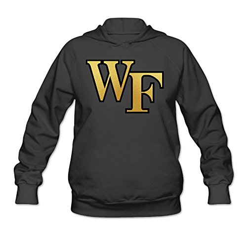 elishaj-womens-hooded-sweatshirt-wake-forest-university-black-size-l