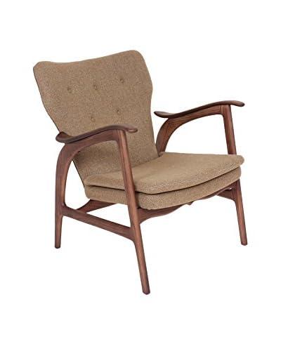 Control Brand Franz Chair, Brown