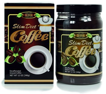 Slim Diet Coffee (Beans Black Arabica)