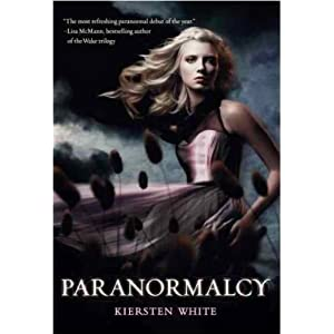 (PARANORMALCY) by White, Kiersten(Author)Hardcover{Paranormalcy} on01-Sep-2010