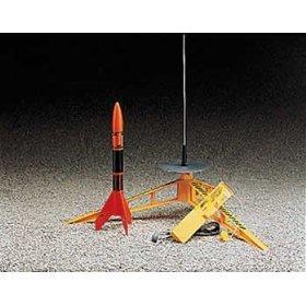 Estes 1406 Alpha III Flying Model Rocket Starter Set