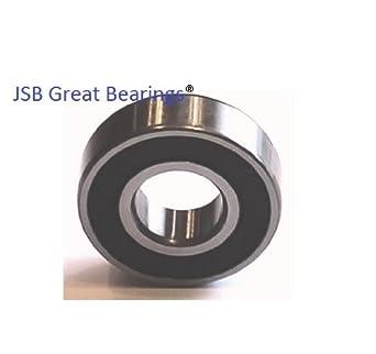 6202-5/8-2rs Premium Seal 6202-10 2rs Bearing 6202-5/8 Ball Bearings 6202 rs ABEC3