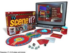 Scene It? DVD Game - TV Edition - Buy Scene It? DVD Game - TV Edition - Purchase Scene It? DVD Game - TV Edition (Mattel, Accessories,Misc Accessories)