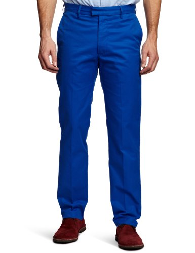 Dockers SF Khaki Tapered Men's Trousers electric blue W40INxL34IN