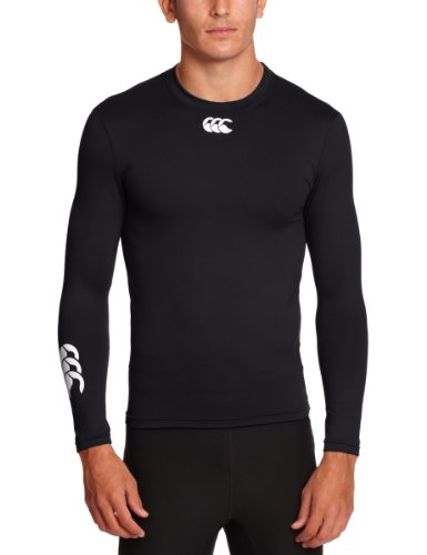 Canterbury Cold Long Sleeve Compression Running Top - Small